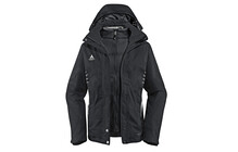 Vaude Women&#039;s Vanoise 3in1 Jacket black